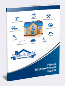 Odds & Ends Home Improvement Marketing Kit
